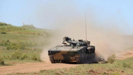 """""""土豪旅""""步战车、坦克同框,颜值炸裂!99A坦克内部画面"""