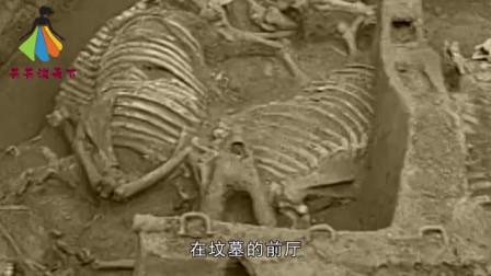 我国山东考古队发现一座三国古墓,挖开后连下15天大雨,惊动中央?