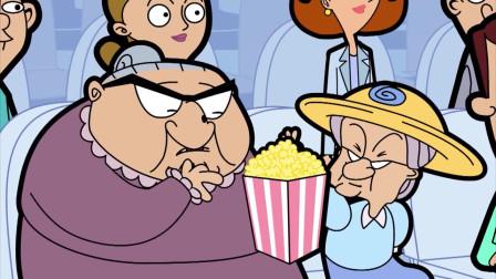《憨豆先生》搞笑版 第73集