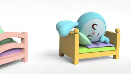 瑞奇宝宝儿歌_晚安