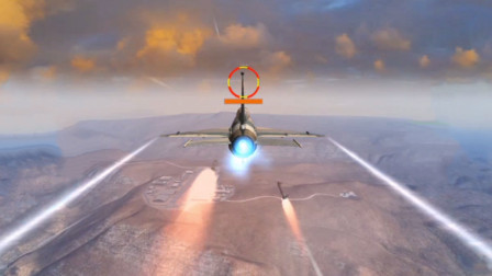 米格21战机与闪电F2战机再次交锋,敌众我寡还打了一场漂亮仗!