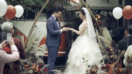 星城视觉【Kun&Lora】Unique婚礼MV