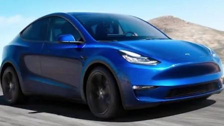 特斯拉重磅发布纯电动SUV车型Model Y,2020年国产版将下线