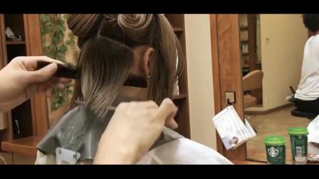 减龄还不过时的BOB头短发,现在的女生都喜欢这样剪!