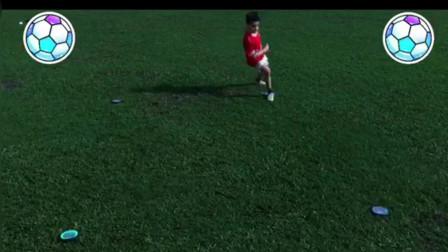 DADI SPEED ISMA教练的训练 最新足球反应训练