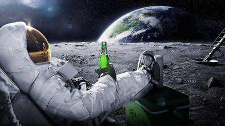 涨知识!月球上住1天,等于地球上1月?专家给出答案!