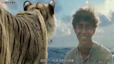 少年被困海上,船上有老虎、斑马、鬣狗、老鼠、猩猩,谁能活到最后