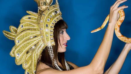 埃及艳后的传奇一生,嫁给弟弟后为夺权,俘虏凯撒大帝