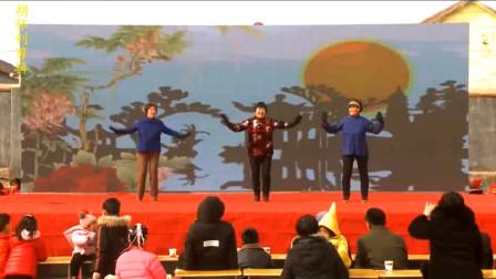 春移官庄社区庆春节文艺汇演-表演唱:朝阳沟