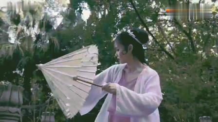 小姐姐跳古典舞《白蛇缘起》,这也太美了吧,网友:这是白素贞吧!