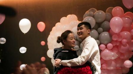 2019.03.28刘祥成&段雪琳  求婚