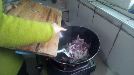 家常菜 炒洋葱的做法家常