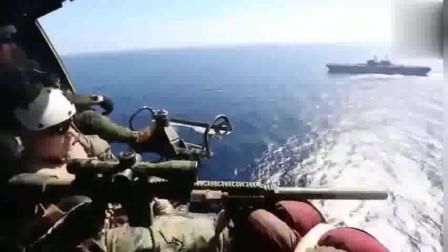 美国海军陆战队狙击手高空训练,这训练方式你见过吗
