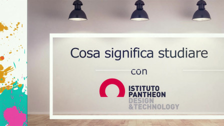 Istituto Pantheon Design & Technology 罗马庞泰艺术学院