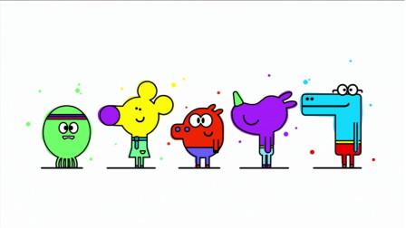 《嗨道奇第二季》小朋友们变颜色了,太奇怪了