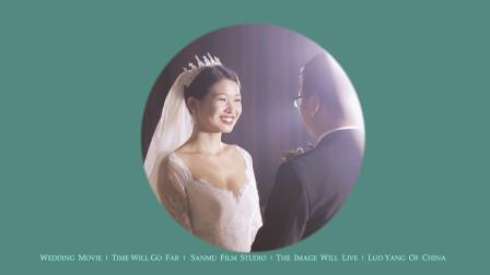 三目映画丨2019.3.4正阳门酒店婚礼电影