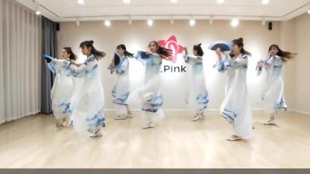 中国风爵士舞《青花瓷》