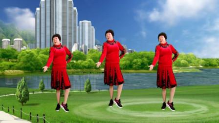 广场舞《马头琴的忧伤》制作:井晓玲