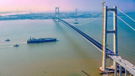 虎门二桥建设纪实,超级工程举世无双!