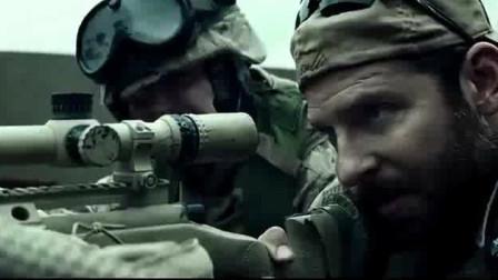 远距离发发精准狙击的狙击手,肃杀氛围扣人心弦!
