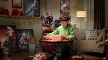 提前来看奥特曼新款玩具,宝宝看了爱不释手