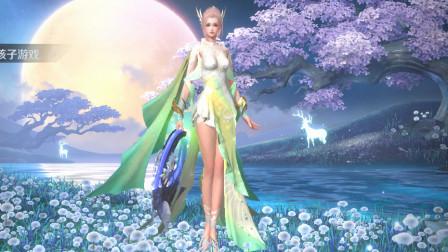 完美世界手游第9期:完美世界游戏里的19位女神排行榜,谁应该是第一呢?