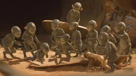 几位演员假戏真做上太空,却遇到一群外星小孩,吓坏众人了!