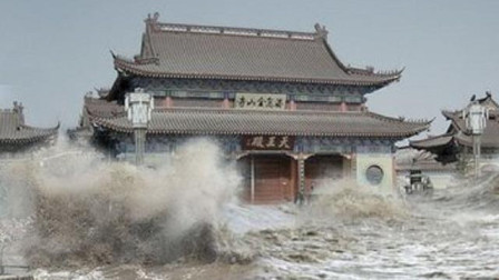 为啥洪水那么怕这座庙?就连专家都无法破解,最后被三个小孩解决了