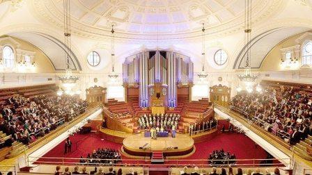 威斯敏斯特中央大厅:伦敦活动理想场地