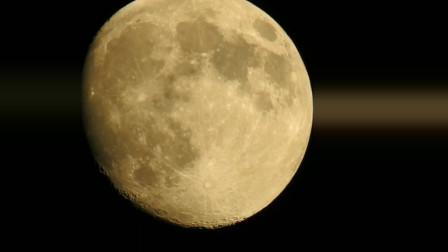 P900变焦测试月亮,火星和土星!