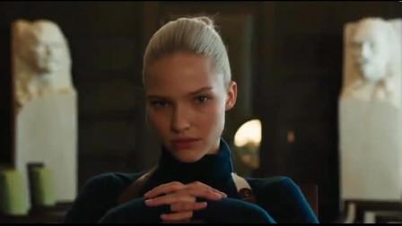 吕克贝松电影新作《安娜》定档预告 俄罗斯超模版美艳女杀手来袭