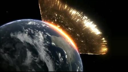 看什么黑洞,来欣赏小行星撞地球的快感