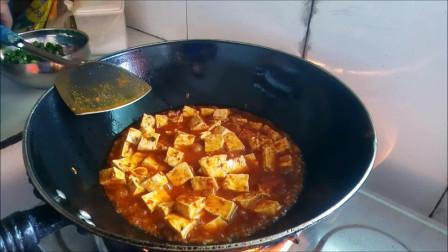 快乐厨房 老豆腐的做法四川哥哥版