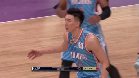 半决赛第2场:辽宁vs新疆-人物特写-可兰白克:21分5篮板5中三分火力全开