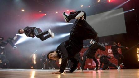 boa的美国街舞 美国街舞
