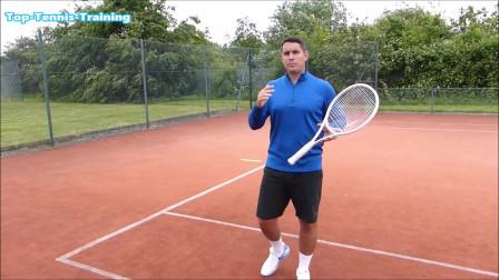 打网球步伐很重要,纠正几个容易出错的步伐