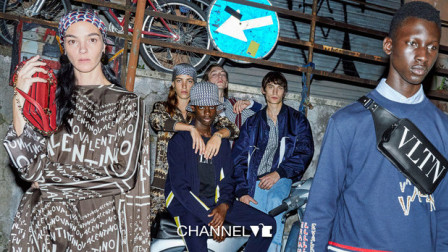 时尚掌中宝 | 重塑VLTN爆款既视感