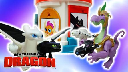 北美玩具 驯龙高手3 How to Train Your Dragons 3