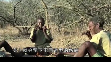 非洲原始部落可怕的女性成人礼!女人竟以这种残忍方式获得地位!
