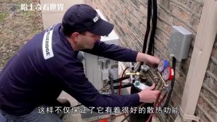 日本人太聪明了,中国空调大部分挂错,来看看日本正确的安装方式