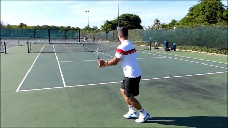 网球运动中增强力量的怎么训练和网球力量位置教学