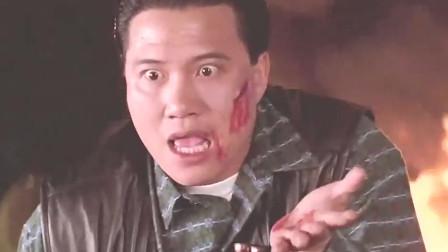 万梓良演技炸裂 同样是社会大哥 他看着就不像一个好人。