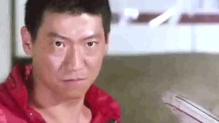 万梓良带林国斌和袁日初他们去买枪 被卖枪的出卖 真是差一点啊。