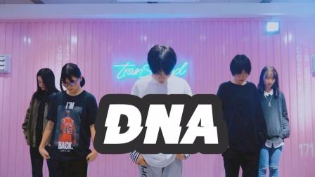 防弹少年团《DNA》舞蹈教学练习室【TS DANCE】