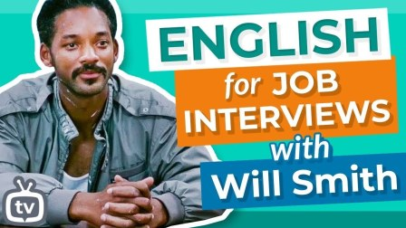 全民英语精编看电影学英语第2弹之威尔史密斯《当幸福来敲门》工作面试片段.