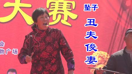 传统曲艺:坠子《丑夫俊妻》演唱:杨河辉