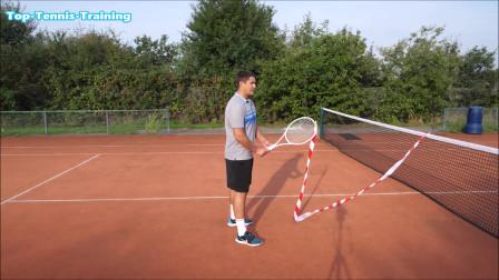 教你网球截击,利用这些练习改变截击动作