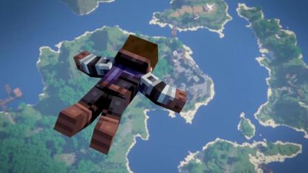 我的世界精彩动画:海陆空全面激战