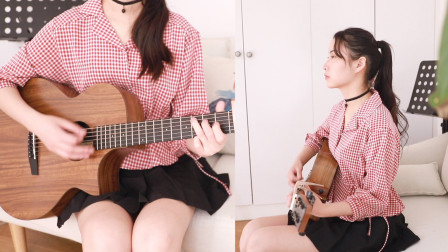 《我等的花儿都谢了》张学友 - 阿澜吉他弹唱