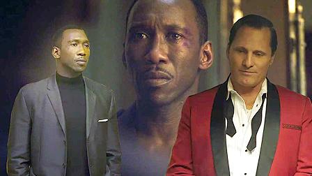年度最好电影《绿皮书》3分超然混剪!一个黑人音乐家的故事